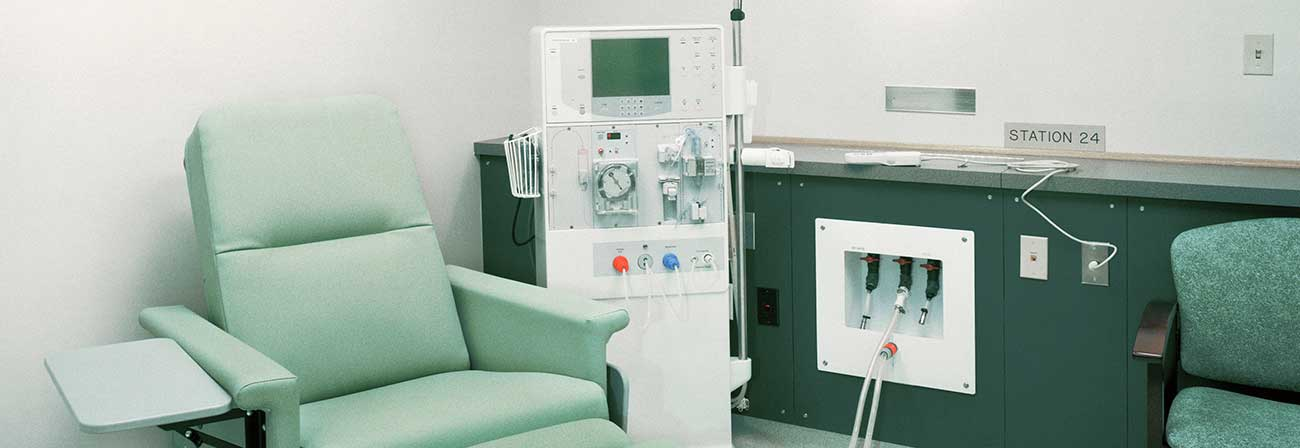 Chadonnay Dialysis services